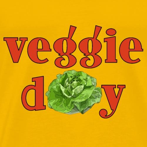 veggiesalat3 - Männer Premium T-Shirt