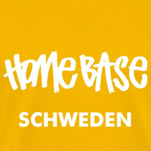 WORLDCUP 2018 SWEDEN - Männer Premium T-Shirt