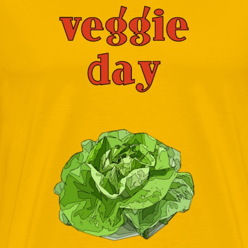 veggiesalat2 - Männer Premium T-Shirt