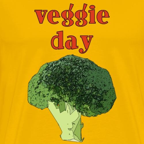 veggiebrokkoli2 - Männer Premium T-Shirt