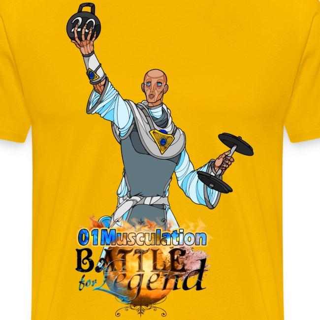 Conjurateur Battle for Legend X 01Musculation