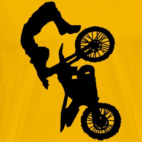 Rider-1-7-1 couleur-F - T-shirt Premium Homme