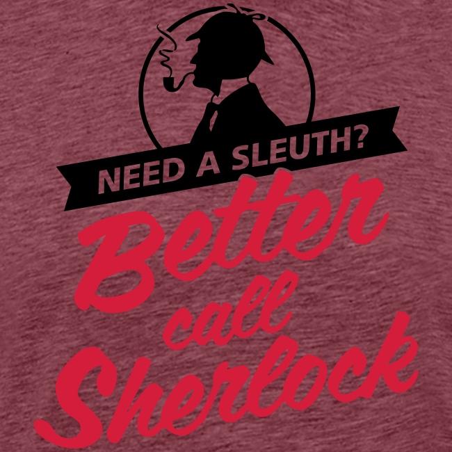 Better Call Sherlock