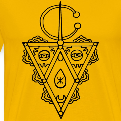 Amazigh design - Men's Premium T-Shirt