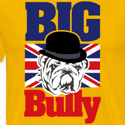 BigBully - Männer Premium T-Shirt