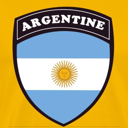 Argentine Blason - T-shirt Premium Homme