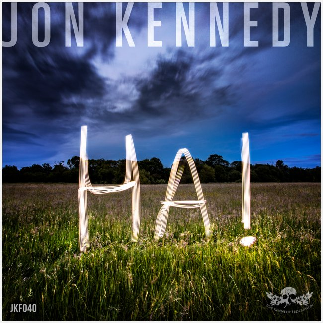 Jon Kennedy Ha JKF040