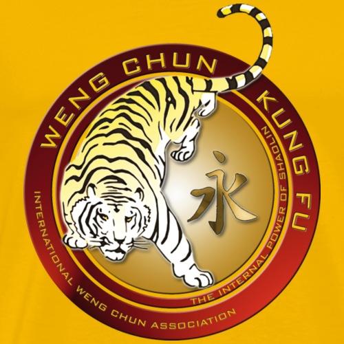 Officizielles Tiger Logo der Weng Chun Vereinigung - Männer Premium T-Shirt