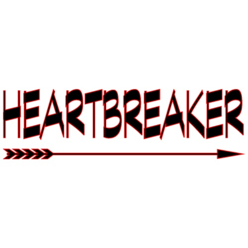 Heartbreaker - Camiseta premium hombre