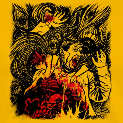horror 3 - Men's Premium T-Shirt