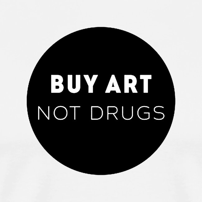 Buy Art Not Drugs