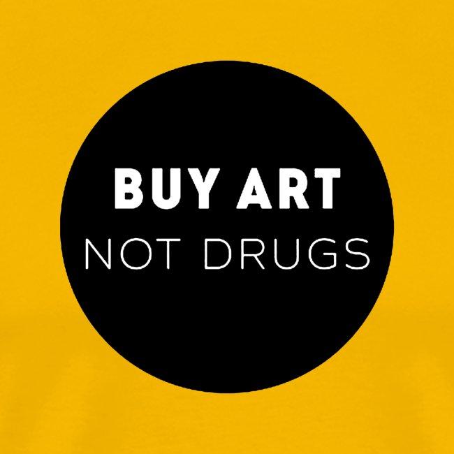 Buy Art Not Drugs