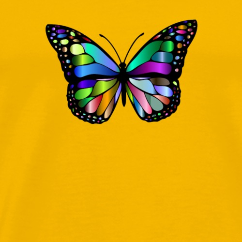 Papillon - T-shirt Premium Homme