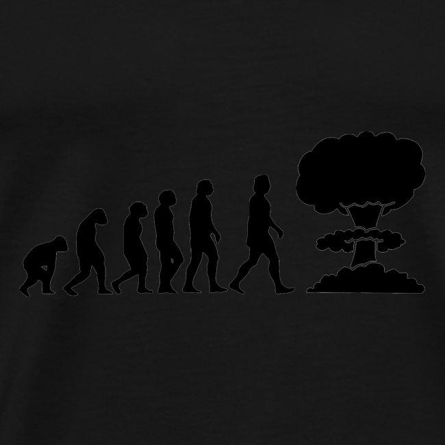 Evolution Nucléaire ou comment l humanité finira