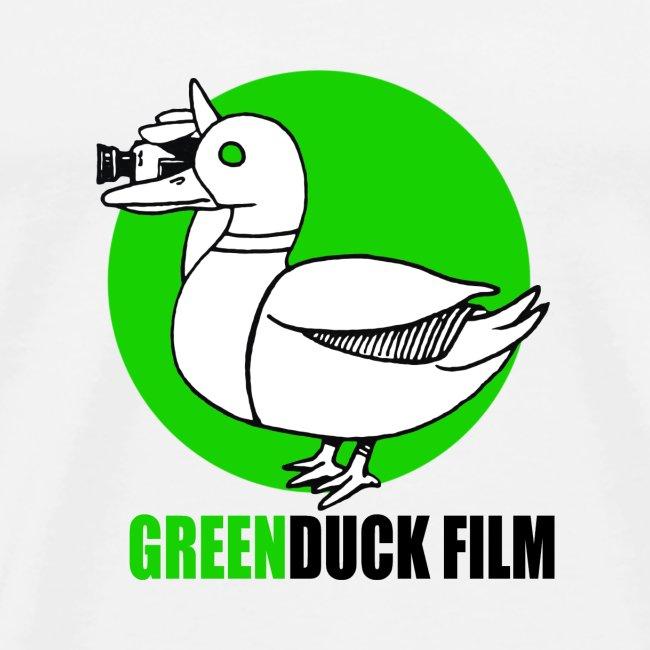 Greenduck Film Ghost Duck Logo