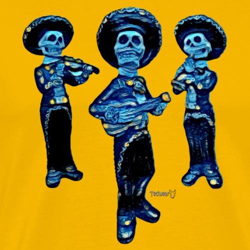 Mariachi - Men's Premium T-Shirt