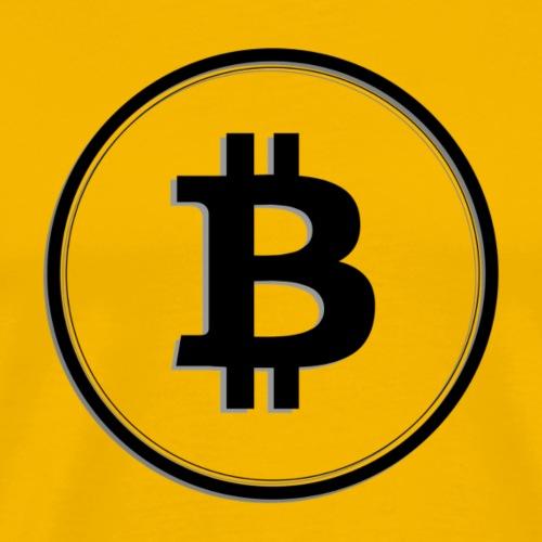 Bitcoin 17 - Männer Premium T-Shirt