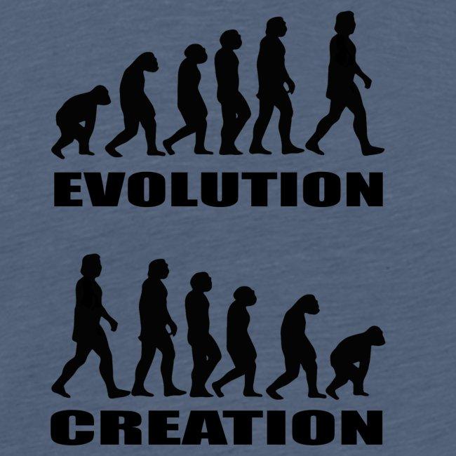 Evolution creation