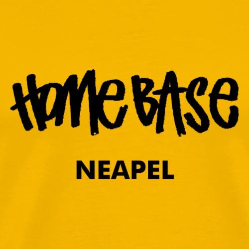 Home City Neapel - Männer Premium T-Shirt