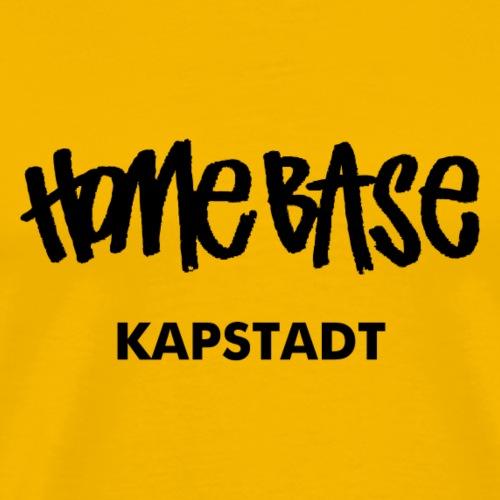 Home City Kapstadt - Männer Premium T-Shirt