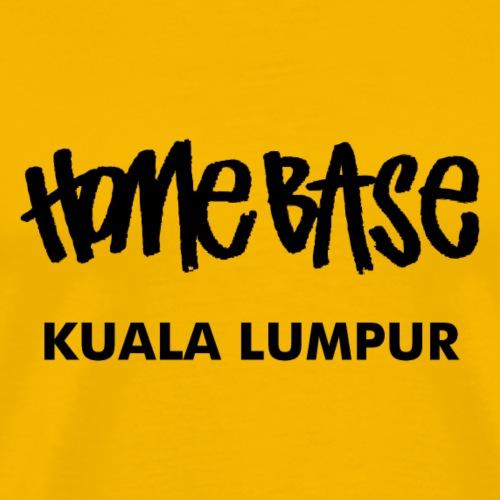 Home City Kuala Lumpur - Männer Premium T-Shirt
