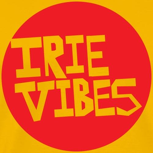 IRIE VIBES - Männer Premium T-Shirt