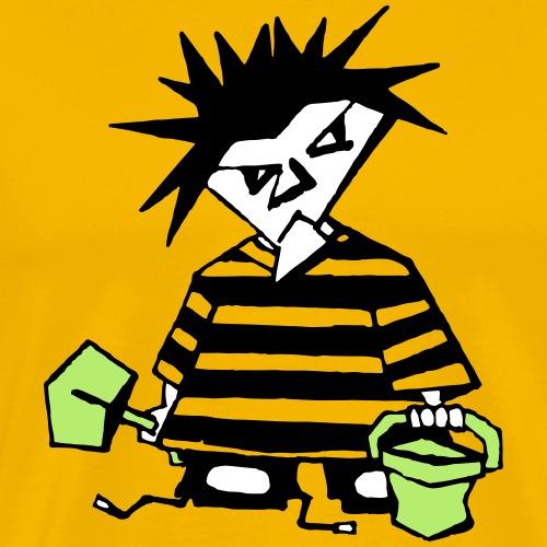 evil Ed - Männer Premium T-Shirt