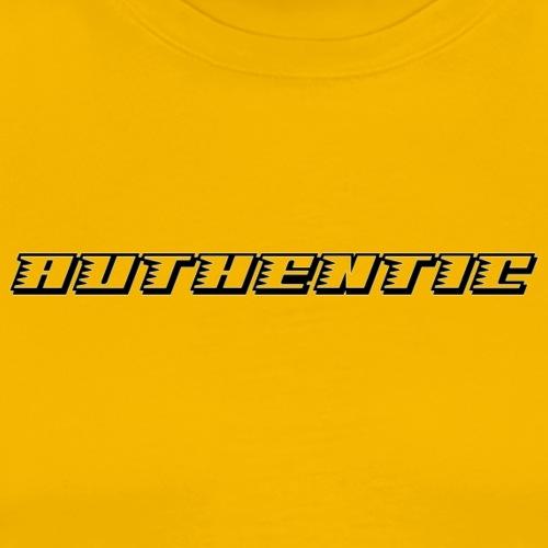 Quotees UF - Authentic - Premium-T-shirt herr