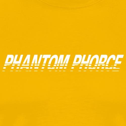 Super Furry Animals: Phantom Phorce - Men's Premium T-Shirt