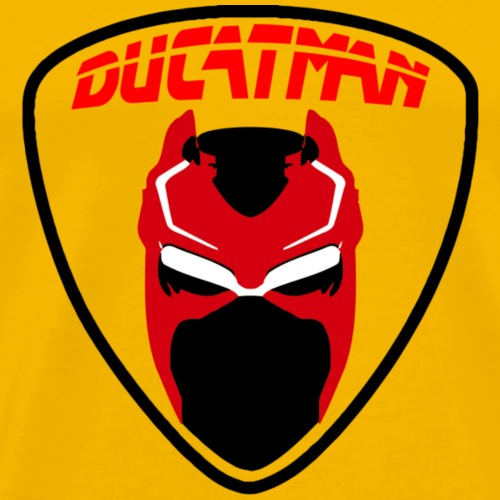Ducatman - T-shirt Premium Homme