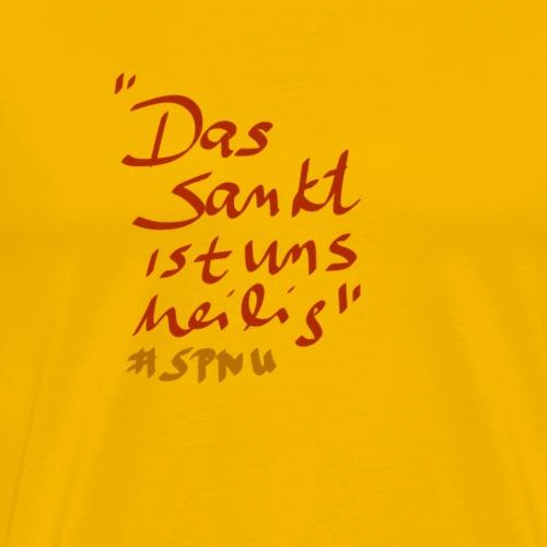 Sankt - Männer Premium T-Shirt