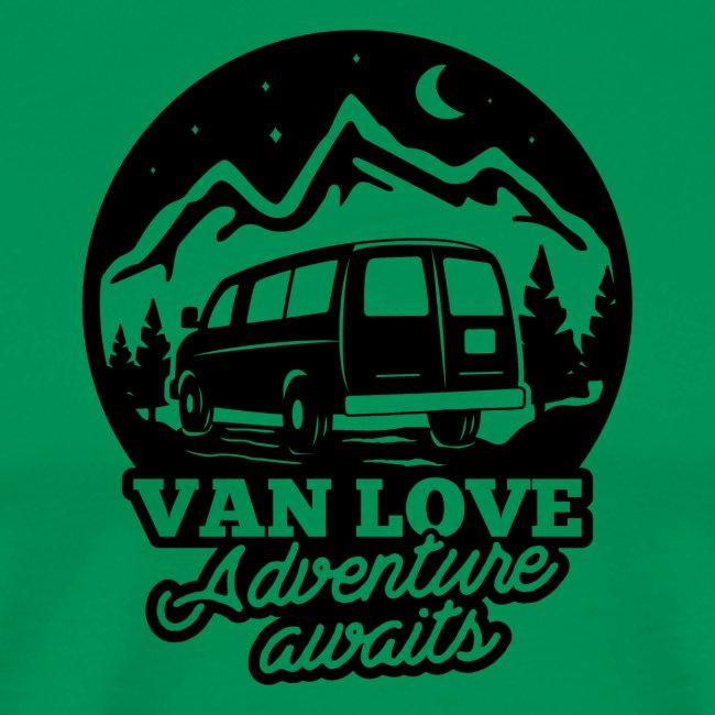 Van Love black