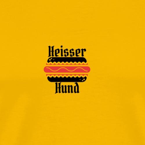 Heisser Hund - Männer Premium T-Shirt