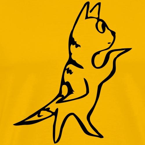 Egyptian Vera s Cats - Men's Premium T-Shirt