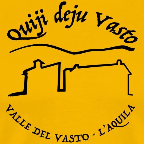 Quiji deju vasto - Maglietta Premium da uomo