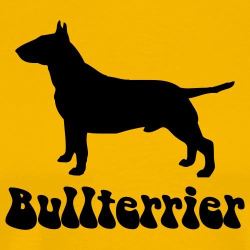 Bullterrier Logo - Männer Premium T-Shirt