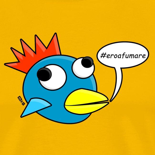 #eroafumare official tshirt