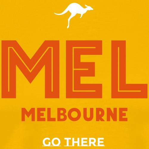 MELBOURNE! VAI LI! - Maglietta Premium da uomo