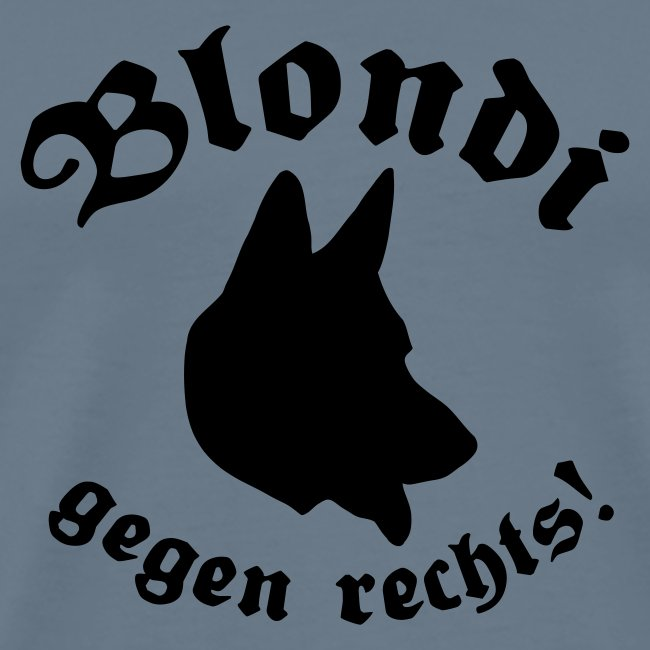 blondigegenrechts