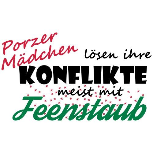 Porzer Feenstaub - Männer Premium T-Shirt
