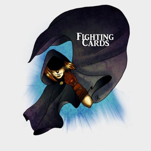 Fighting cards - Rodeur