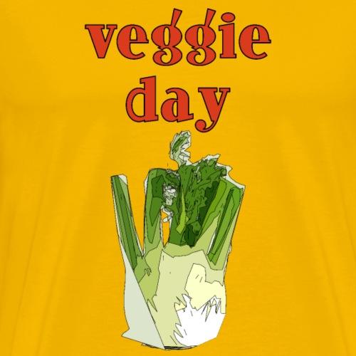 veggiefenchel2 - Männer Premium T-Shirt