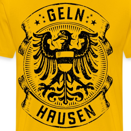 Gelnhausen #11 - Männer Premium T-Shirt