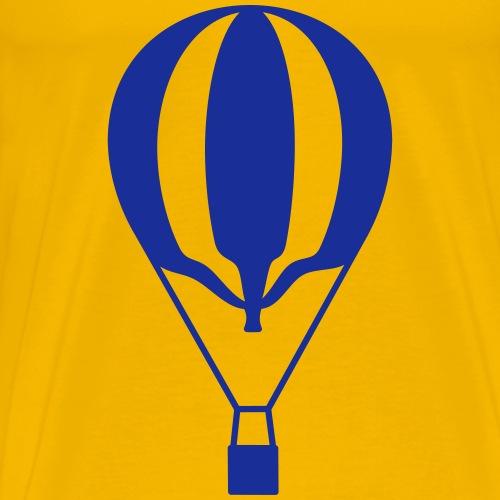 Gasballon unprall - Männer Premium T-Shirt