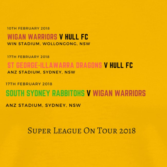 Super League on Tour