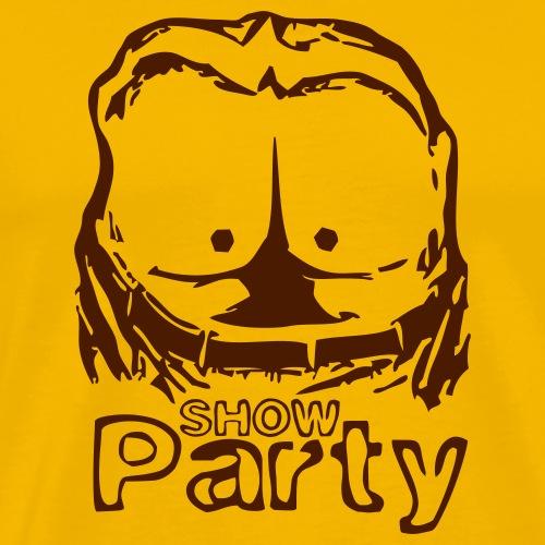 Aftershowparty - Männer Premium T-Shirt