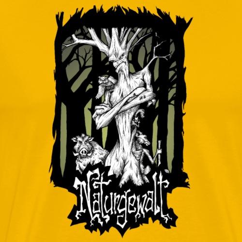 naturgewalt - Männer Premium T-Shirt