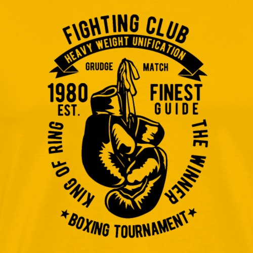 Kampfclub - Männer Premium T-Shirt