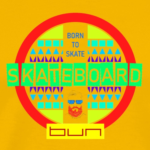 Skateboard Hipster neo