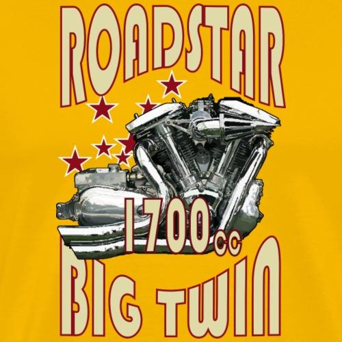 Roadstar 1700 - Mannen Premium T-shirt